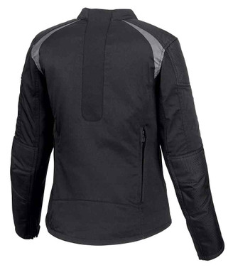 Harley-Davidson Women's Ledgeview Stretch Riding Jacket, Black 98335-19VW - Wisconsin Harley-Davidson
