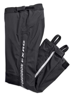 Harley-Davidson Women's FXRG Waterproof Touring Rain Pants - Black 98343-19VW - Wisconsin Harley-Davidson
