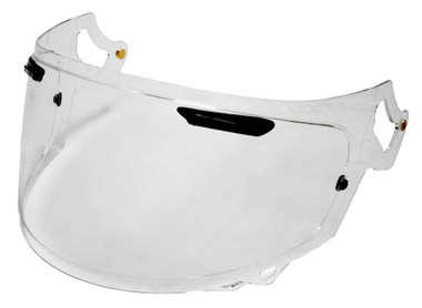 Harley-Davidson Defiant-X/Renegade-V/XD Replacement Face Shield Clear 98108-19VR - Wisconsin Harley-Davidson