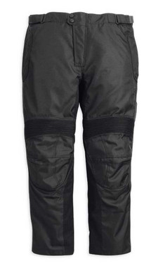 Harley-Davidson Men's Waterproof Textile Riding Pants Black 98236-13VM - Wisconsin Harley-Davidson