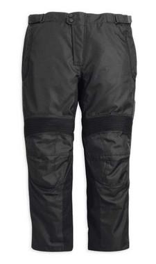 Harley-Davidson Men's Waterproof Textile Riding Pants Black 98236-13VM - Wisconsin Harley-Davidson