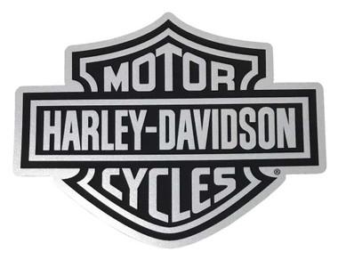 Harley-Davidson Reflective Bar & Shield Logo Decal - 4.5 x 5 in. CG28001 - Wisconsin Harley-Davidson