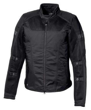 Harley-Davidson Men's Manakiki Slim Fit Riding Jacket, Black 97148-19VM - Wisconsin Harley-Davidson