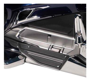 Ciro Goldstrike Twin Rail Inserts For Passenger Floorboards, Gold Wing 68450 - Wisconsin Harley-Davidson