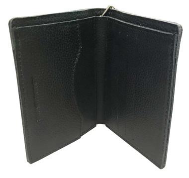 Harley-Davidson® Men/'s Embossed Bar /& Shield Med Trucker Wallet XML3517-Blk