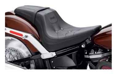 Harley-Davidson Bevel Two-Up Seat, Fits 18-later FLFB & FLFBS Models 52000388 - Wisconsin Harley-Davidson