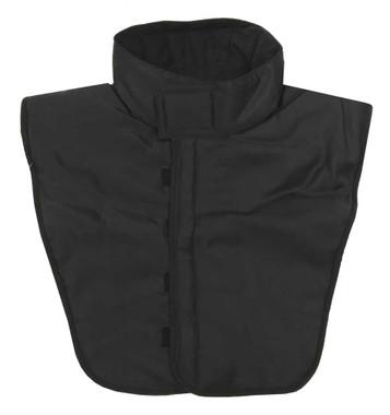 Redline Leather Unisex Chest Winter Warmer, Solid Black Fleece & Nylon 7051 - Wisconsin Harley-Davidson