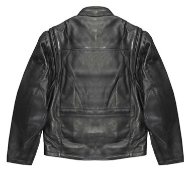 Redline Women's Body Armor Cowhide Leather Motorcycle Jacket, Black L-35V - Wisconsin Harley-Davidson