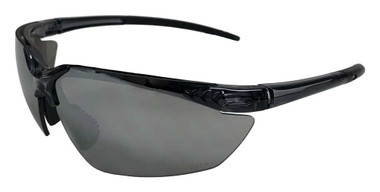 Redline Motorcycle Unisex Riding Sunglasses, Black Frame & Mirror Gray Lenses - Wisconsin Harley-Davidson