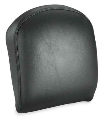 Harley-Davidson Smooth & Top Stitched Medium Low Vinyl Backrest Pad 52626-04 - Wisconsin Harley-Davidson