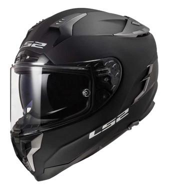 LS2 Helmets Full Face Challenger GT Motorcycle Helmet -Solid Matte Black 327-101 - Wisconsin Harley-Davidson