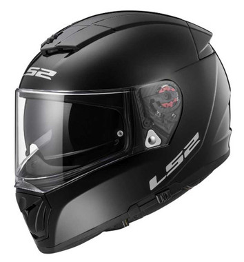 LS2 Helmets Full Face Breaker Motorcycle Helmet - Solid Gloss Black 390-100 - Wisconsin Harley-Davidson