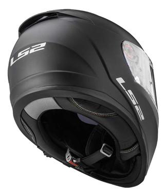 LS2 Helmets Full Face Breaker Motorcycle Helmet - Solid Gloss Black 390-100 - Wisconsin Harley-Davidson