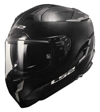 LS2 Helmets Full Face Challenger GT Motorcycle Helmet -Solid Gloss Black 327-100 - Wisconsin Harley-Davidson