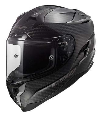 LS2 Helmets Full Face Challenger Carbon Motorcycle Helmet - Carbon Fiber 327-201 - Wisconsin Harley-Davidson