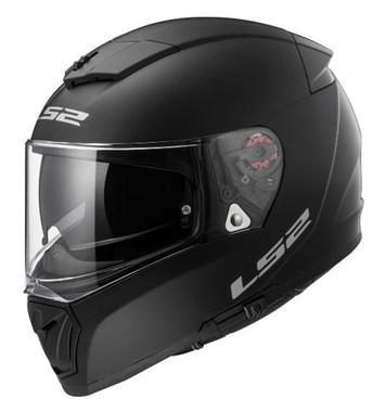 LS2 Helmets Full Face Breaker Motorcycle Helmet - Solid Matte Black 390-101 - Wisconsin Harley-Davidson
