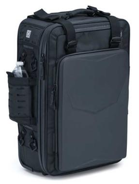 Kuryakyn XKursion XW Arsenal Bag - Black, 14 x 9 x 22 inches, Multi-Fit KU-5296 - Wisconsin Harley-Davidson