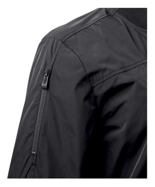 Harley-Davidson Men's Woven B&S Slim Fit Casual Jacket - Black 98400-20VM - Wisconsin Harley-Davidson