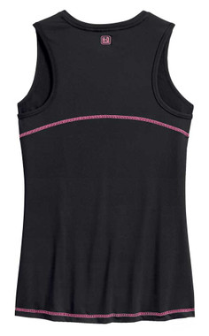 Harley-Davidson Women's Pink Label Performance Sleeveless Tank Top 99055-20VW - Wisconsin Harley-Davidson