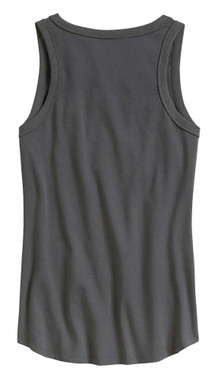 Harley-Davidson Women's Bad Choices Sleeveless Tank Top - Asphalt 99041-20VW - Wisconsin Harley-Davidson