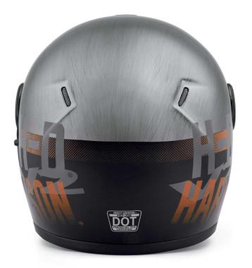 Harley-Davidson Men's Vanocker J08 Modular Helmet, Gloss Black Chrome 98100-20VX - Wisconsin Harley-Davidson