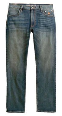 Harley-Davidson Men's Performance Modern Fit Bootcut Denim Jeans 99068-20VM - Wisconsin Harley-Davidson