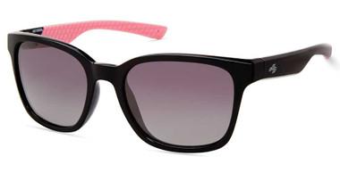 Harley-Davidson Women's Rebel Cat Eye Sunglasses, Black Frame & Smoke Lenses - Wisconsin Harley-Davidson