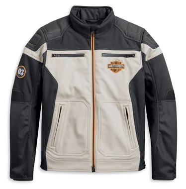 Harley-Davidson Men's Windale Wind Blocking Polyester Riding Jacket 97112-20VM - Wisconsin Harley-Davidson