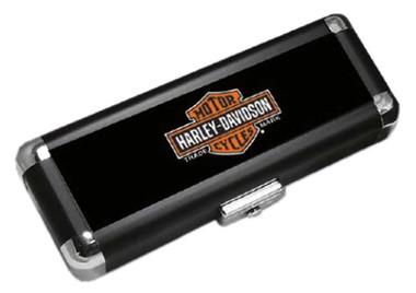 Harley-Davidson H-D Light-Weight Hard Dart Carrying Case – Bar & Shield 61934 - Wisconsin Harley-Davidson
