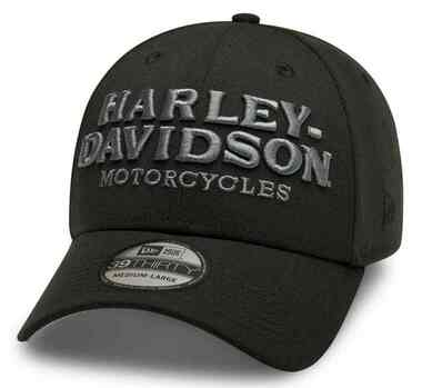 Harley-Davidson Men's Embroidered Graphic 39THIRTY Baseball Cap 99417-20VM - Wisconsin Harley-Davidson