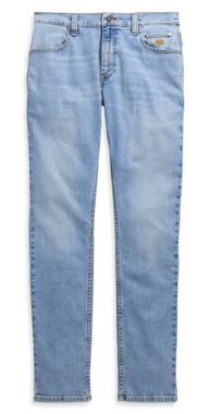 Harley-Davidson Men's Straight Leg Fit Performance Modern Jeans, Blue 99130-20VM - Wisconsin Harley-Davidson
