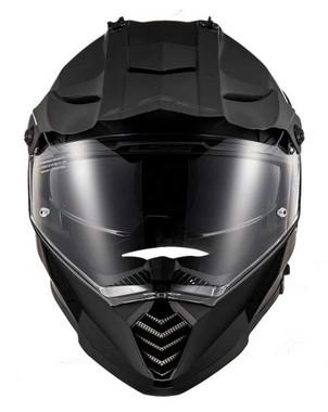 LS2 Helmets Full Face Blaze Adventure Motorcycle Helmet, Matte Black 436B-101 - Wisconsin Harley-Davidson