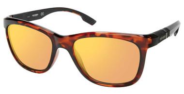 Harley-Davidson Women's Classic Cat Eye Sunglasses, Tortoise Frame/Brown Lenses - Wisconsin Harley-Davidson