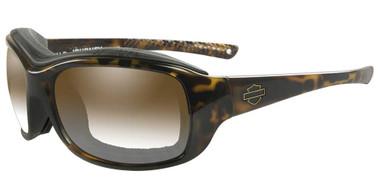 Harley-Davidson Women's Journey Light Adjusting Lens Sunglasses, Tortoise Frames - Wisconsin Harley-Davidson