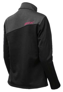Castle X Women's Fusion G2 Mid-Layer Performance Jacket, Black/Magenta - Wisconsin Harley-Davidson