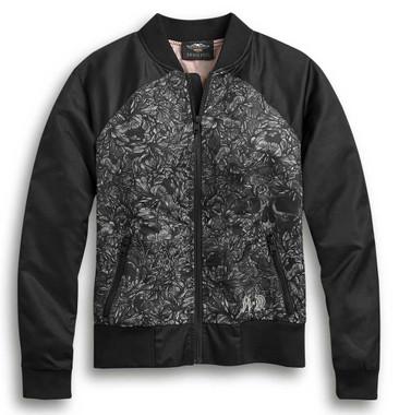 Harley Davidson Women/'s Geneveve Mid Layer Jacket