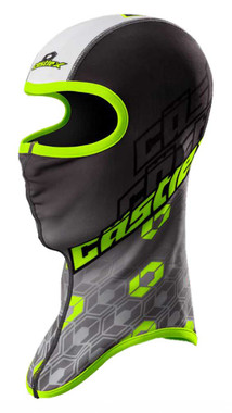 Castle X Powersports X Team Sublimated Moisture Wicking Balaclava - Black 77-120 - Wisconsin Harley-Davidson