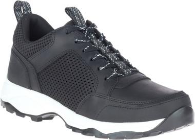 Harley-Davidson Men's Linden Oxford Styled Black Athletic Shoes, D93722 - Wisconsin Harley-Davidson