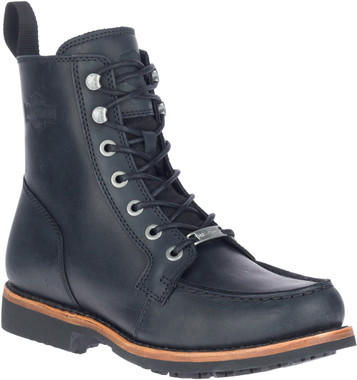 Harley-Davidson Men's Owens 6.25-Inch Lace-Up Motorcycle Boots D93613 - Wisconsin Harley-Davidson
