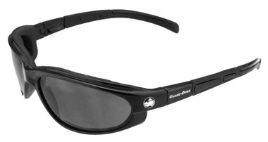 Guard-Dogs Unisex Dustbuster 1 Changers FogStopper Day/Night Goggles - Black - Wisconsin Harley-Davidson