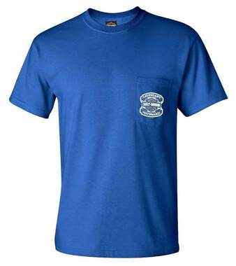 Harley-Davidson Men's Legendary Bar & Shield Chest Pocket Short Sleeve T-Shirt - Wisconsin Harley-Davidson
