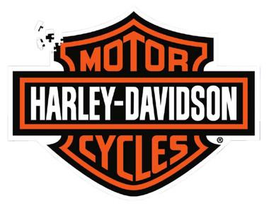 Harley-Davidson® Bar & Shield Logo Shaped Puzzle - 571 Pieces, 24.5 x 19 inches - Wisconsin Harley-Davidson