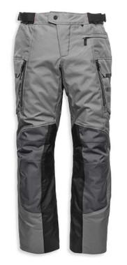 Harley-Davidson Men's Grit Adventure Functional Riding Pants, Gray 98181-21VM - Wisconsin Harley-Davidson