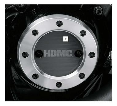 Harley-Davidson HDMC Timer Cover, Fits Milwaukee-Eight Engine Models 25600145 - Wisconsin Harley-Davidson