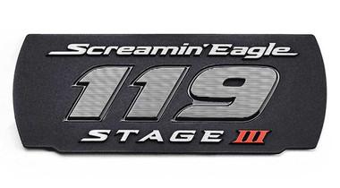 Harley-Davidson Screamin' Eagle 119 Stage III Insert, Multi-Fit Item 25600153 - Wisconsin Harley-Davidson