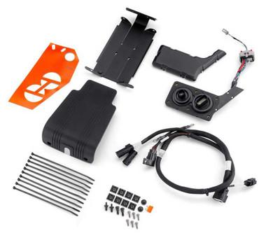 Harley-Davidson Audio Powered Secondary Amplifier Installation Kit 76000975 - Wisconsin Harley-Davidson