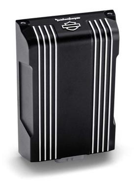 Harley-Davidson Audio Powered Amplifier 400W 4-Channel (Secondary) 76000990 - Wisconsin Harley-Davidson