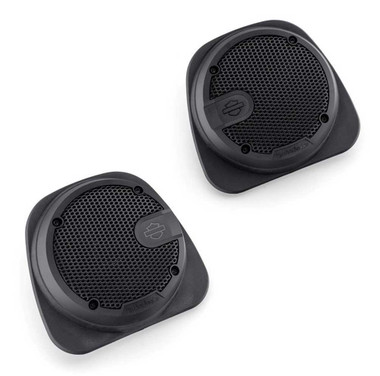 Harley-Davidson Audio Power Stage I Twin-Cooled Fairing Lower Speakers 76000988 - Wisconsin Harley-Davidson
