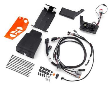 Harley-Davidson Audio Powered Primary Amplifier Installation Kit 76001045 - Wisconsin Harley-Davidson