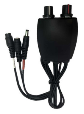 California Heat 12V Dual Dial Temperature Controller for 12V Heated Clothing - Wisconsin Harley-Davidson